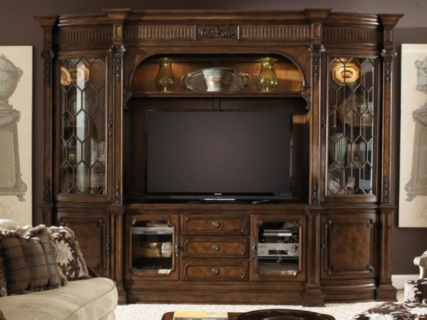 fine furniture home entertainment center